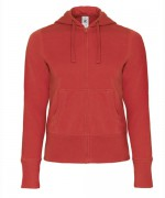 B&C FULL ZIP /WOMEN sweatshirt