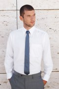 Fruit of the Loom Long Sleeve Oxford Shirt - 65-114