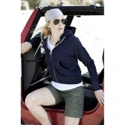 Tee Jays 5436 Ladies Hooded Sweat with zipper