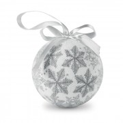 Christmas bauble pearl
